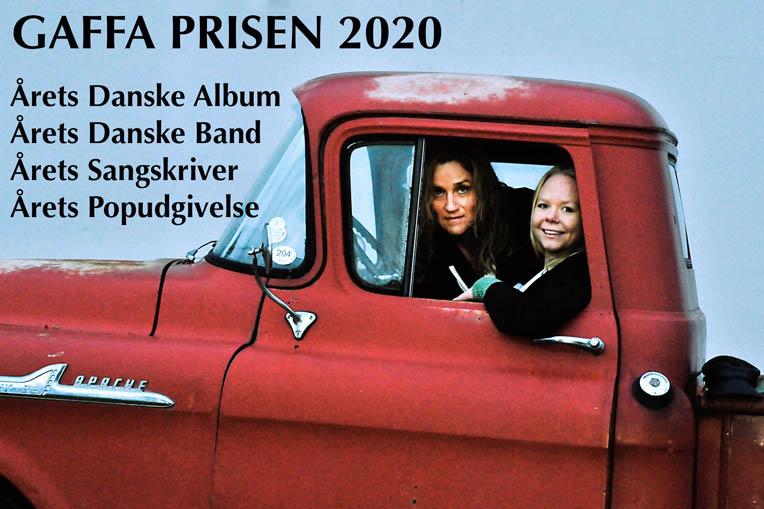 Nye Mennesker nomineret til Gaffa-prisen 2020